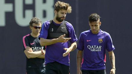 Gerard Piqué le dejó un mensaje a Neymar tras su salida del Barcelona