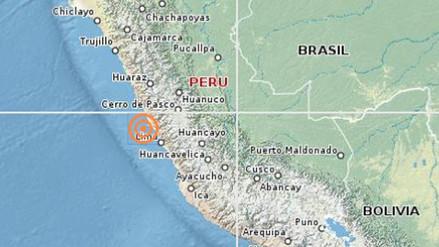 Un sismo de 4.1 grados remeció Lima esta madrugada
