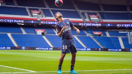 DT del PSG sobre Neymar: