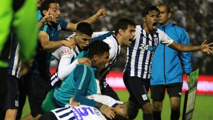 Alianza Lima derrotó 3-2 a San Martín y quedó a un paso del título