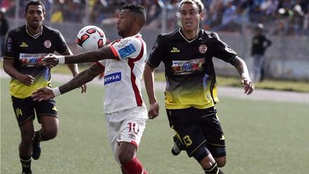 Universitario de Deportes perdió 1-0 contra UTC y se despidió del título