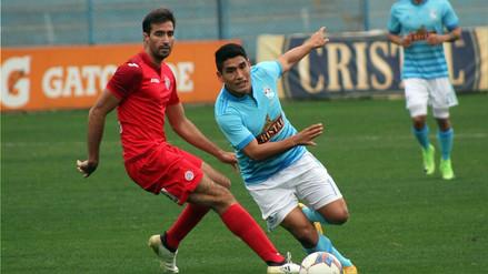 Sporting Cristal no pudo contra el colero Juan Aurich y empató sin goles