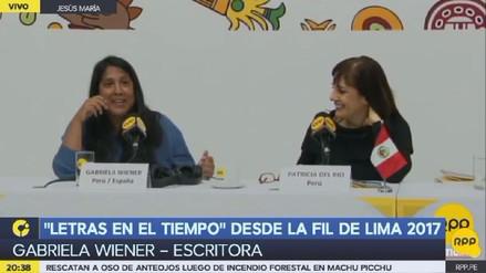 Gabriela Wiener: