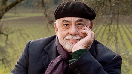 Francis Ford Coppola cumple 80 años y planea su película más ambiciosa