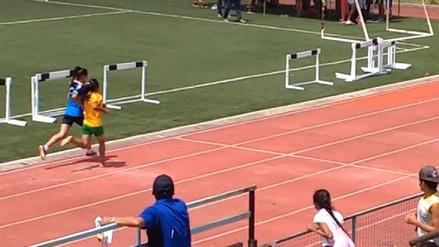 Pequeña saleña gana oro en los Juegos Deportivos Escolares