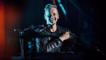 Danitse abrirá el concierto de Tom Chaplin en Lima