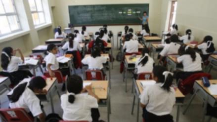 Clases escolares se reiniciaron con normalidad, según sector Educación