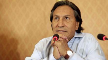 El juez Concepción Carhuancho pidió a EE.UU. ampliar extradición de Toledo