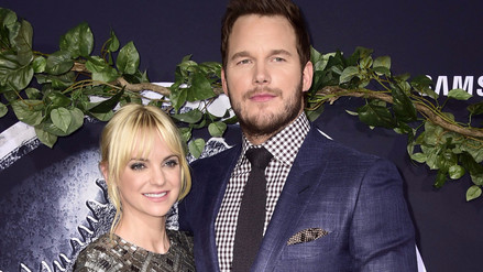 Chris Pratt y Anna Faris se divorcian tras ocho años de matrimonio