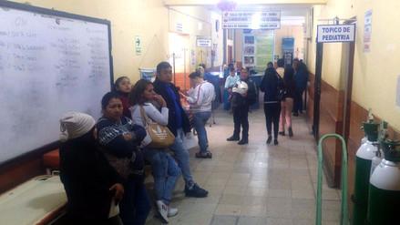 Chimbote: enfermeras de