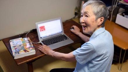 Conoce a la japonesa de 82 años que crea aplicaciones y es experta en tecnología
