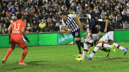 Gonzalo Godoy sobre su gol: