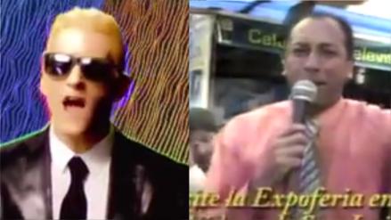 Facebook | El 'versus' entre Eminem y Marco Antonio de la Teleferia