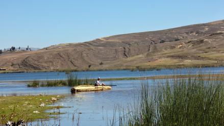 Cajamarca: joven murió ahogado en la laguna de San Nicolás