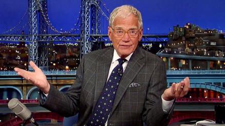 David Letterman regresará a la televisión por Netflix