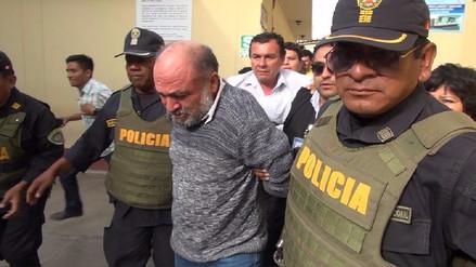 Roberto Torres es trasladado al hospital por un cuadro de diabetes