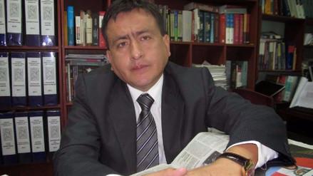 Inició juicio contra suspendido juez Óscar Tenorio Torres