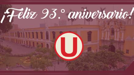 San Marcos recordó que Universitario nació hace 93 años de sus aulas