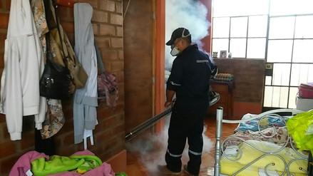 Se incrementaron casos de dengue y zika en Ica