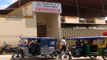 Unas 90 mil consultas se dejan de atender por huelga médica en Piura