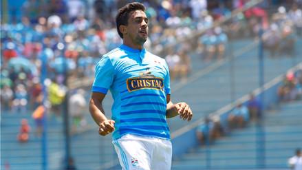 Diego Ifrán, ex Sporting Cristal, se retiró del fútbol profesional