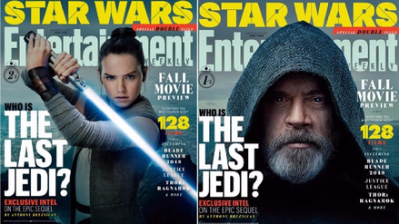 Publican en Twitter nuevas fotos de Star Wars: The Last Jedi