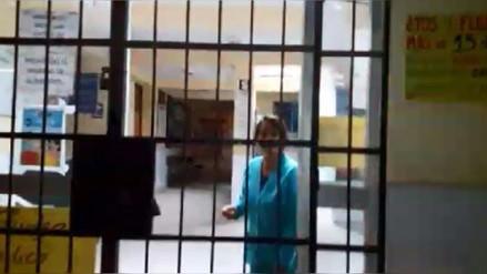 Fiscalía inició investigación contra enfermera que negó atención a paciente herido
