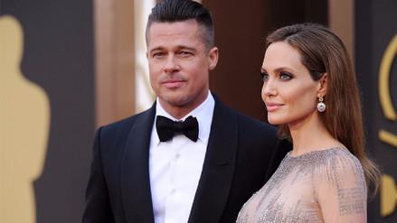 Angelina Jolie y Brad Pitt detienen proceso de divorcio