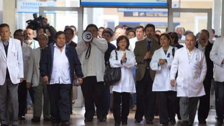 Médicos suspenden huelga tras 37 días de protestas