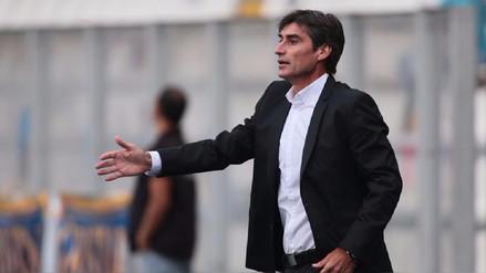 Óscar Ibáñez sobre el duelo ante Alianza: