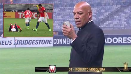 ¡Roberto Mosquera hace historia! Wilstermann avanzó en la Copa Libertadores