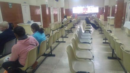 Médicos de Trujillo continúan en huelga y no hay atención en hospitales