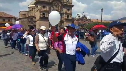 Profesores de Cusco levantaron huelga y el próximo lunes iniciarán clases