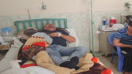 Salud de exalcalde Roberto Torres se estabiliza lentamente