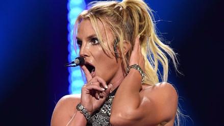 Britney Spears olvidó el nombre de la ciudad donde estaba presentando un show [VIDEO]