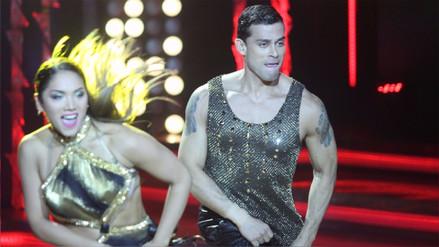 Christian Domínguez regresa a la pista de baile de 'El Gran Show'