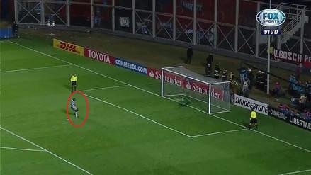 Christian Ramos falló penal y Emelec fue eliminado de la Copa Libertadores