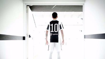 Juventus eligió a este jugador para vestir la histórica camiseta número 10