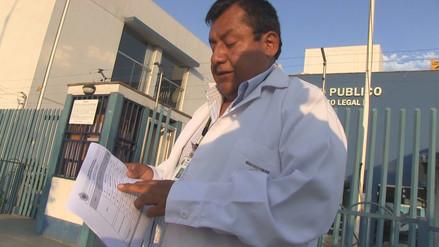 Trujillo: médicos legistas no atenderán necropsias el 15, 16 y 17 de agosto