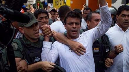 Le prohíben a Leopoldo López que transmita información desde su casa
