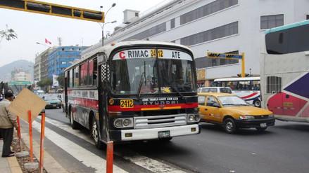 Sancionan a empresa de transporte por no respetar el pasaje escolar