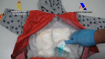 Arrestan a una peruana en Barcelona con seis kilos de droga