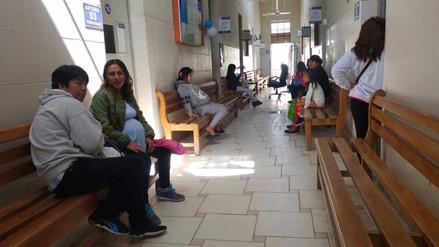Atención se restableció en todos los centros de salud de Lambayeque