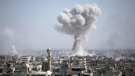 La ofensiva contra ISIS en Al Raqa ha dejado 1600 muertos