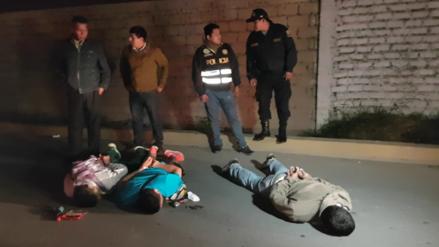 """Huaral: capturan a organización criminal """"Los diablos de la Carretera"""""""