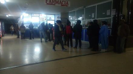 Médicos levantaron la huelga y pocos pacientes concurren a hospitales