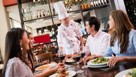 La neurociencia ayuda a los restaurantes a que comas más