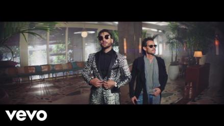 YouTube | Maluma lanza clip 'Felices los cuatro' junto a Marc Anthony