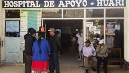 Un muerto y siete heridos dejó vuelco de camioneta en Huari