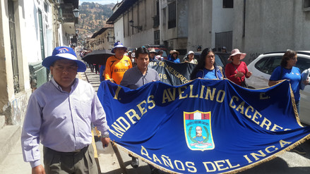 Profesores de Cajamarca continúan en huelga indefinida